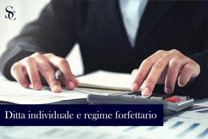 Ditta individuale e regime forfettario (ex regime dei minimi): come funziona e quali vantaggi