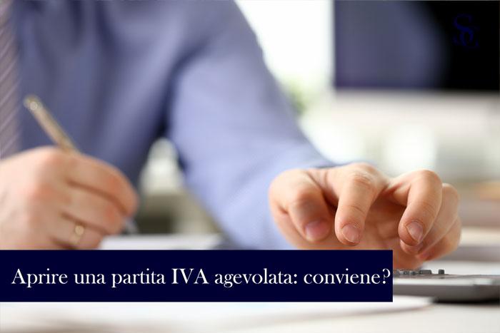 Aprire una partita IVA agevolata: conviene o non conviene?